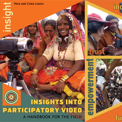 The cover for 'Insights into Participatory Video: A Handbook for the Field'