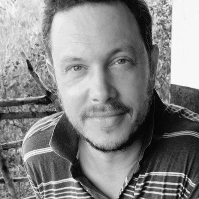 InsightShare Director of Programmes Gareth Benest