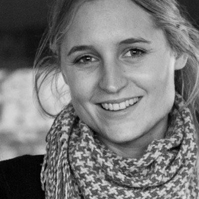 InsightShare Head of Operations Marlene Bovenmars