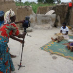Widows in Upper East region of Ghana make a Participatory Video on land and corruption