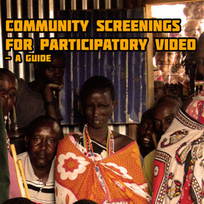 The front cover to the Community Screening Guide
