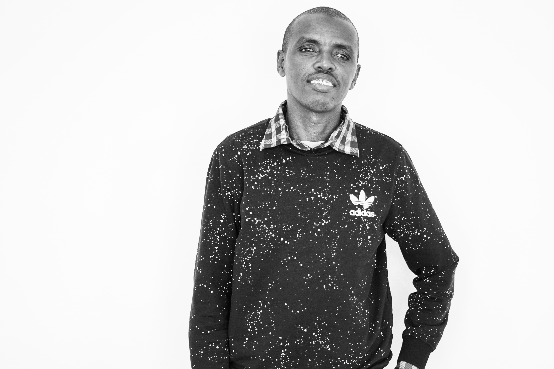 Portrait of Magella Hassan Lenatiyama from El-Molo Participatory Video hub