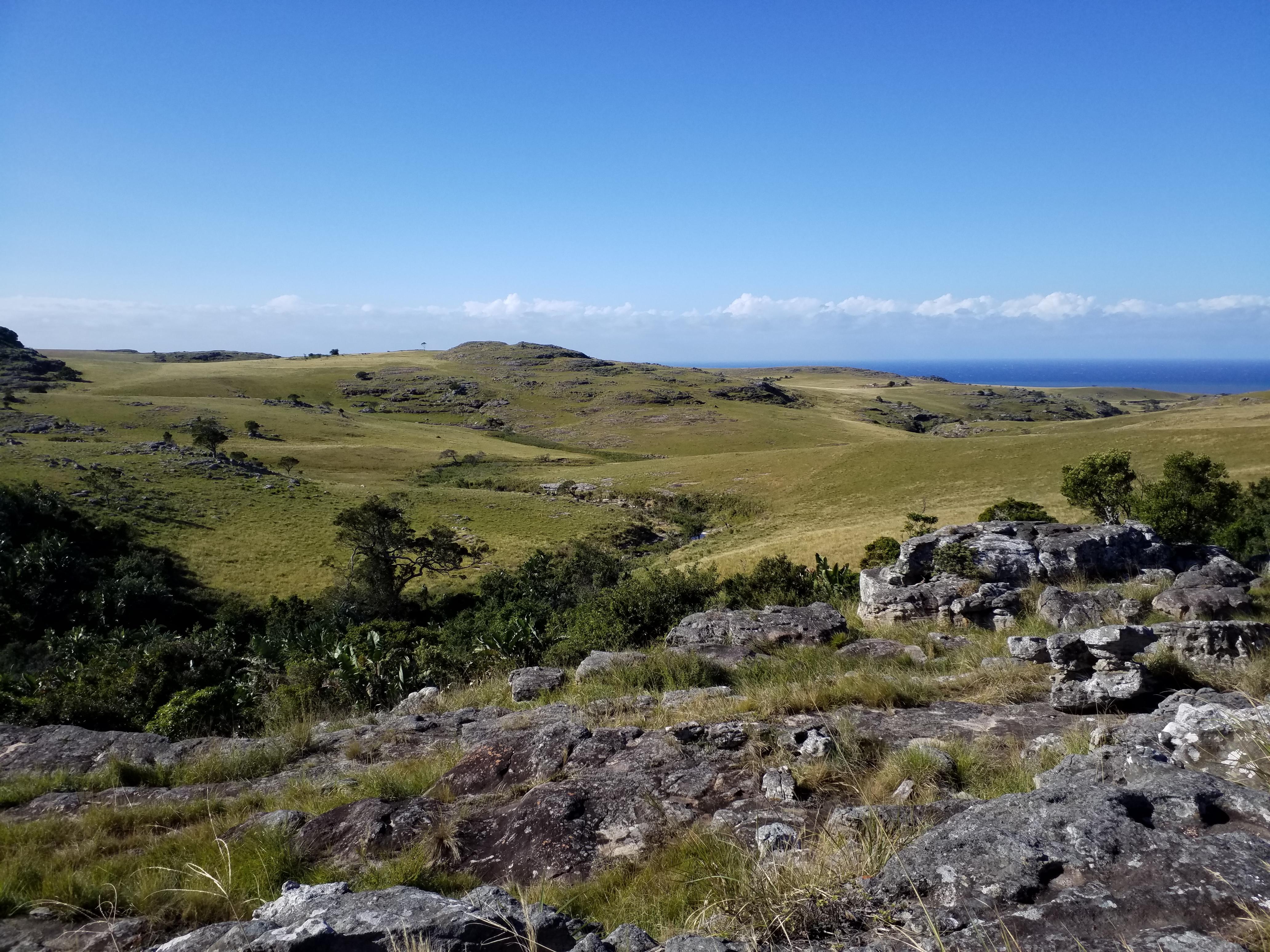 Landscape close to Balungiles home